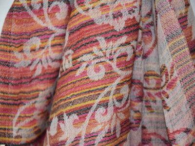 7f846d5d00e Jemný vlnený šál z Kašmíru
